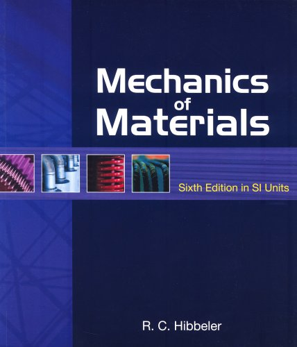 Mechanics of Materials SI By Russell C. Hibbeler