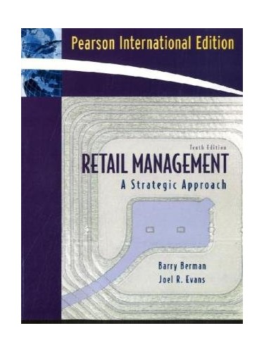Retail Management By Barry R. Berman