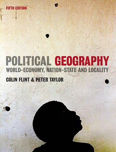 Political Geography By Colin Flint