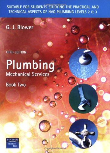 Plumbing BookTwo by G. J. Blower
