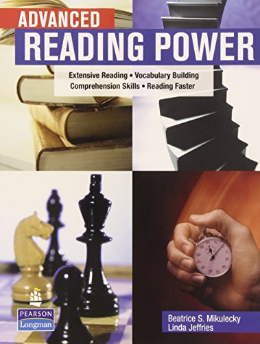 Advanced Reading Power 4 By Linda Jeffries
