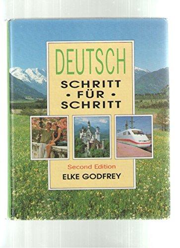 Deutsch: Schritt Fur Schritt By GODFREY
