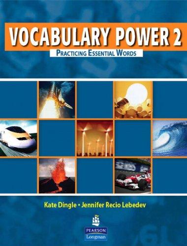 Vocabulary Power 2 By LEBEDEV & DINGLE