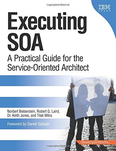 Executing SOA By Norbert Bieberstein