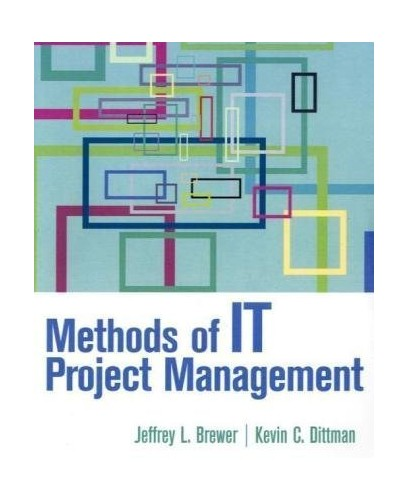 Methods of IT Project Management By Jeffrey Brewer