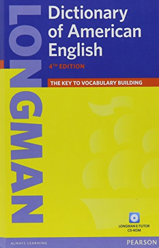 Longman Dictionary of American English, 4th Edition (Hardcover ) By - Pearson Education