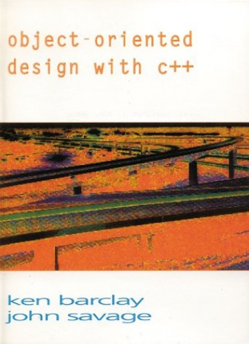 Object Oriented Design With C++ By Barclay