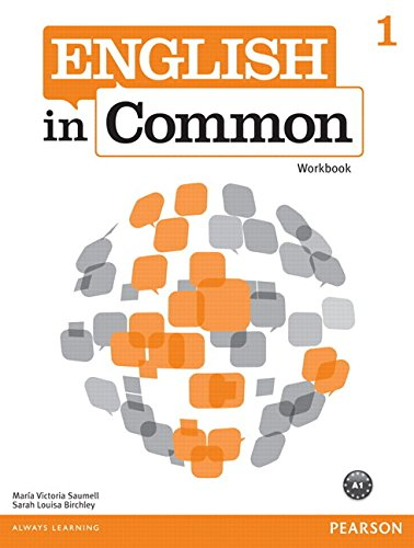 English in Common 1 Workbook By Maria Victoria Saumell