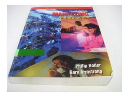 Marketing By Philip Kotler