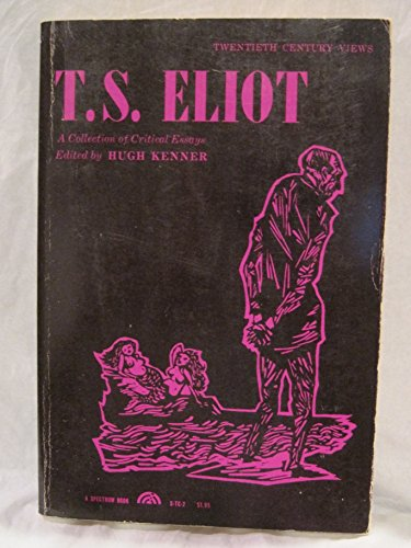 Eliot By Hugh Kenner