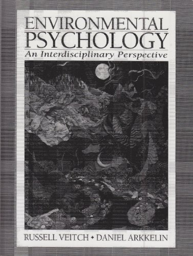Environmental Psychology By Russel Veitch