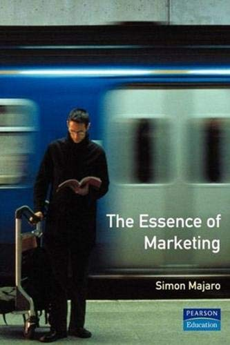 Essence Marketing By Simon Majaro