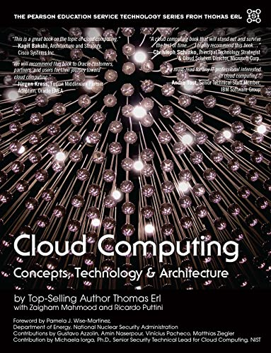 Cloud Computing By Thomas Erl
