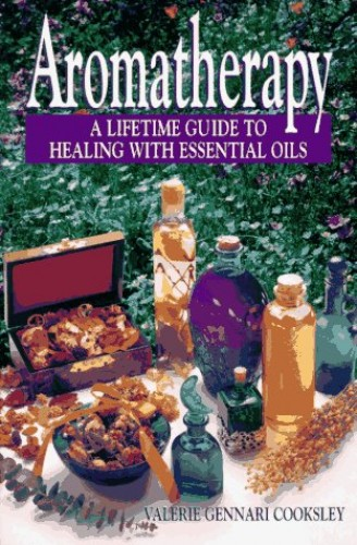 Aromatherapy By Valerie Cooksley