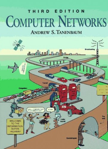 Computer Networks: United States Edition By Andrew S. Tanenbaum