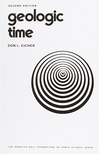 Geologic Time By Don L. Eicher