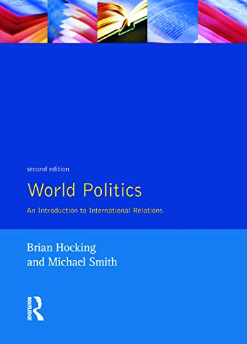 World Politics By Brian Hocking