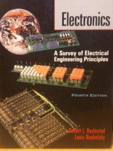 Electronics By Robert L. Boylestad