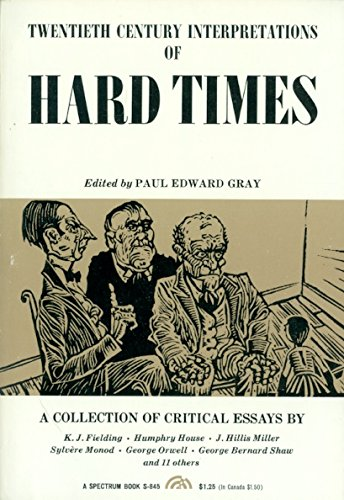 """Hard Times"" By Paul E. Gray"