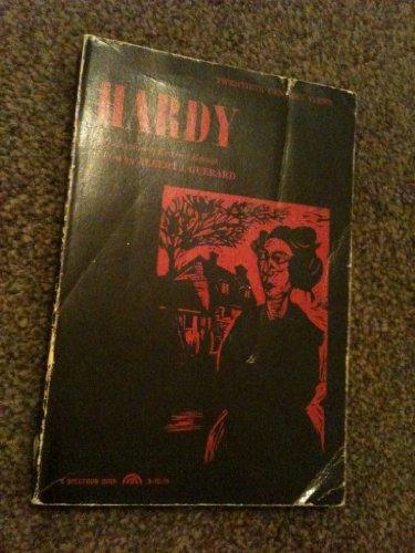 Hardy By Albert J. Guerard