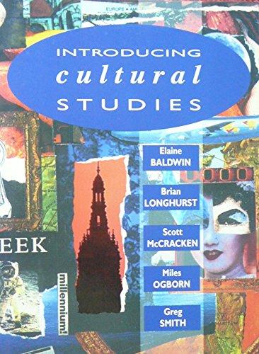 Introducing Cultural Studies By Elaine Baldwin