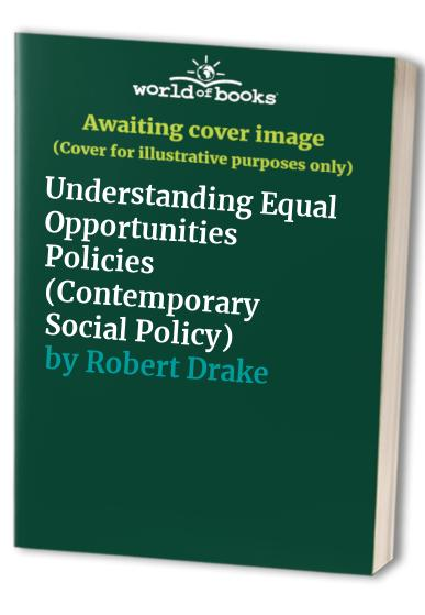 Understanding Equal Opportunities By Kenneth Blakemore