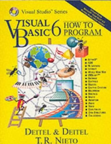 Visual Basic 6 How to Program By Harvey M. Deitel