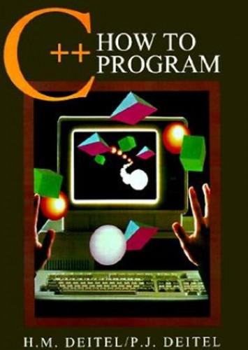 C++ How to Program By Harvey M. Deitel