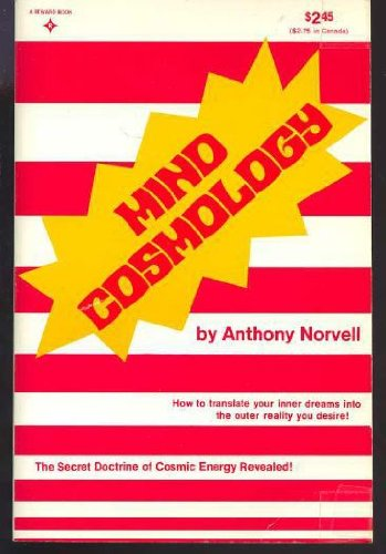 Mind Cosmology By A. Norvell