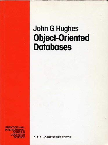 Object Oriented Databases By Hughes