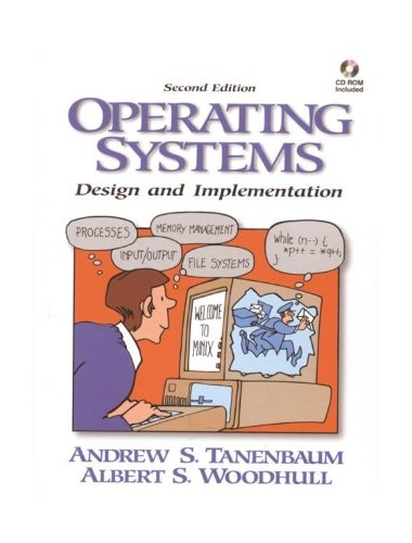 Operating Systems: Design And Implementation (International Edition) By Andrew S. Tanenbaum
