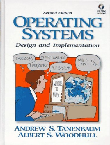 Operating Systems By Andrew S. Tanenbaum