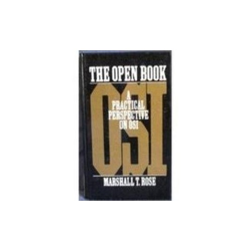 The Open Book By Marshall T. Rose