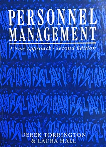 Personnel Management By Derek Torrington