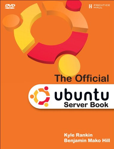 The Official Ubuntu Server Book By Kyle Rankin