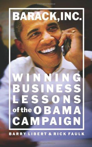 Barack, Inc. By Barry Libert