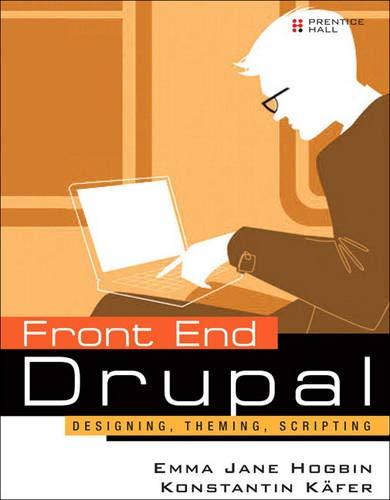 Front End Drupal By Konstantin Kafer
