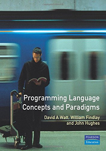 Programming Language Concepts Paradigms (Prentice Hall International Series in Computer Science) By David Watt