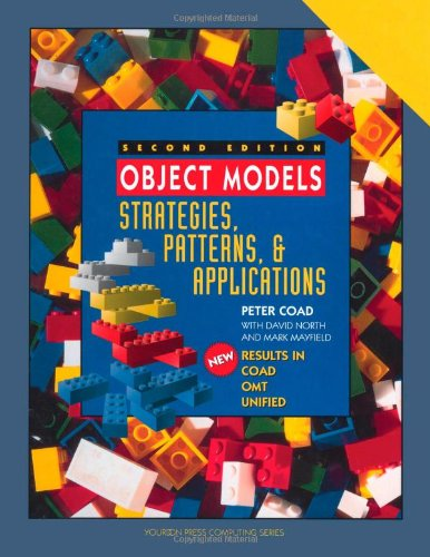 Object Models By Peter Coad