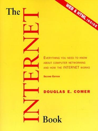 The Internet Book By Douglas E. Comer