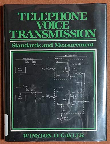 Telephone Voice Transmission By Winston Gayler