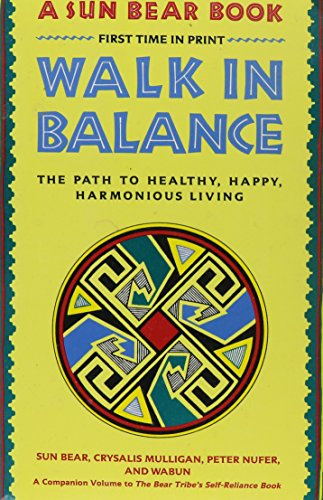 Walk in Balance By Bear Et Al