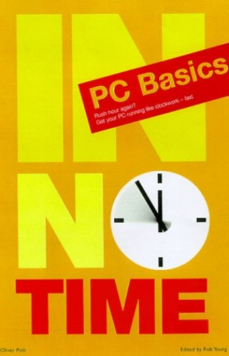 PC Basics In No Time By Oliver Pott