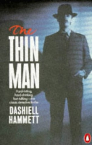 The Thin Man (Green Popular Penguins) by Hammett, Dashiell Paperback Book The