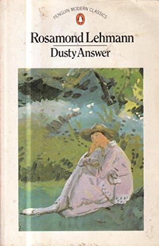 Dusty Answer By Rosamond Lehmann