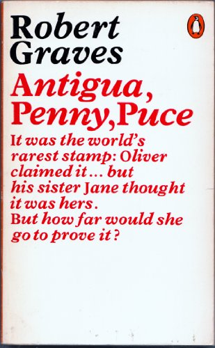 Antigua, Penny, Puce By Robert Graves