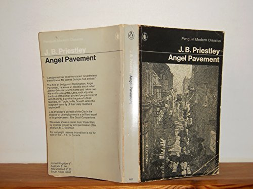 Angel Pavement (Penguin Modern Classics) By J. Priestley