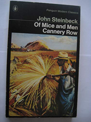 Of Mice And Men And Cannery Row (Penguin Modern Classics) By John Steinbeck