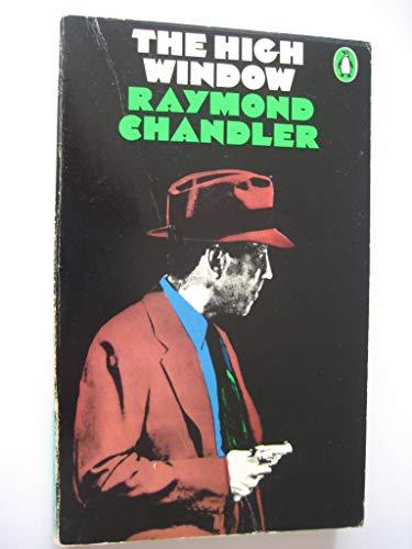 The High Window By Raymond Chandler
