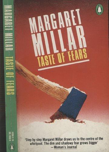 Taste of Fears By Margaret Millar